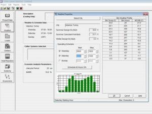 Chiller System Optimizer Programı