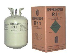 R11 - Freon 11 Soğutucu Akışkan