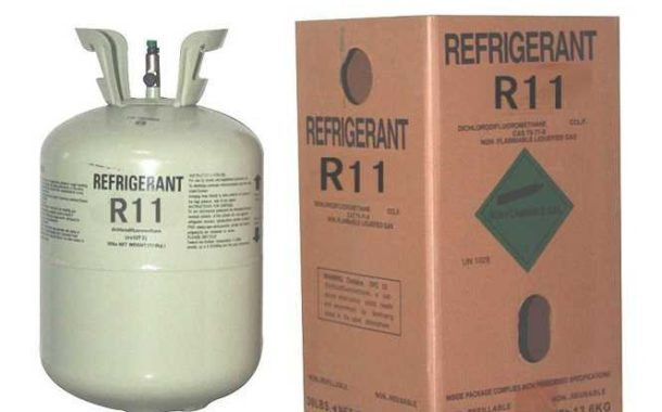 Soğutucu Akışkanlar - R11 (Freon 11)