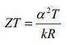 termoelektrik formul