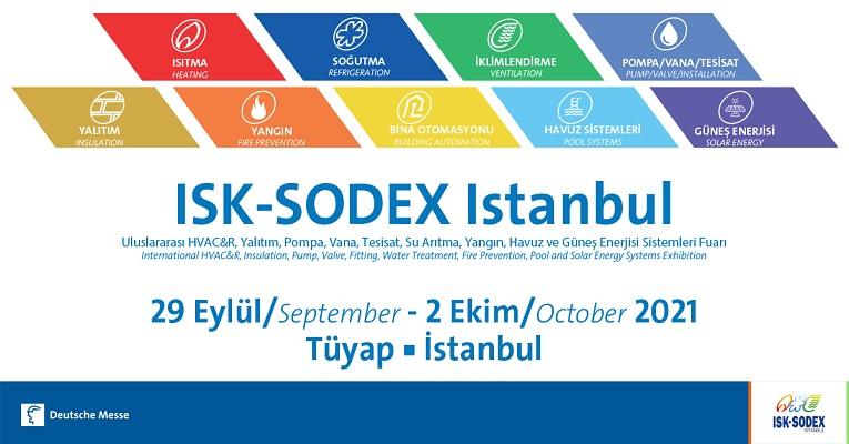2021 Sodex İstanbul Fuarı