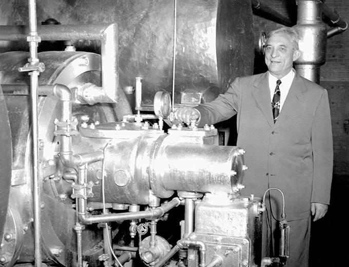 Willis Haviland Carrier ile Kalorifer Kazanından İmal Edilen İlk Klima