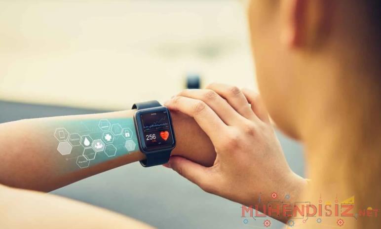 Giyilebilir Teknoloji - Akıllı Bileklik