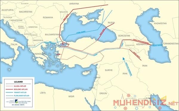 Türkiye Doğalgaz Boru Hatları