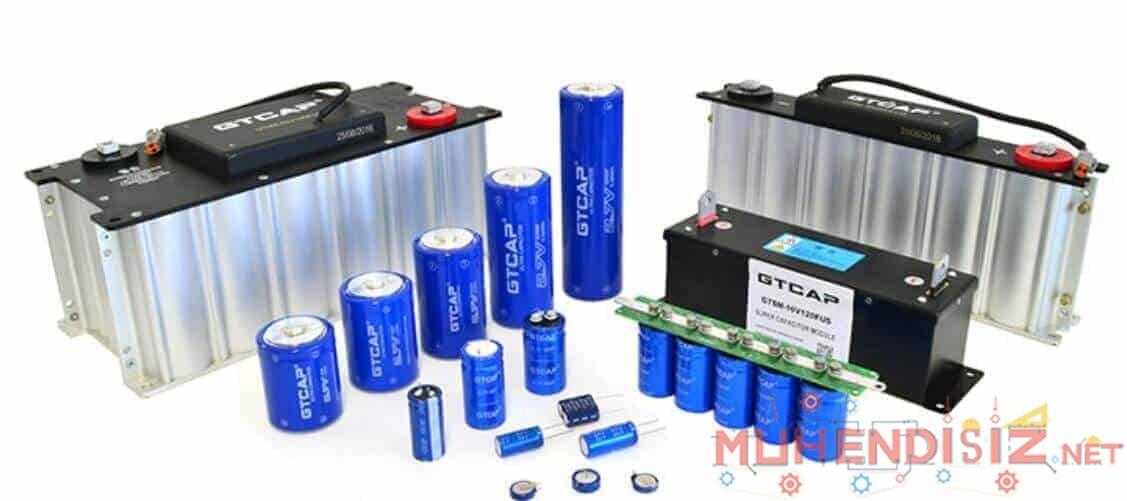 Ultrakapasitör