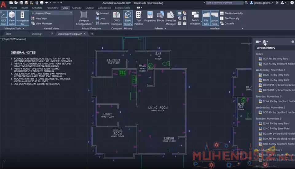 CAD Yazılımları - AUTOCAD